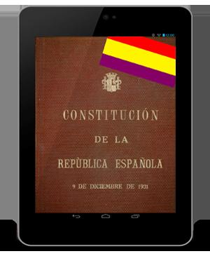 ebook Constitución 1931
