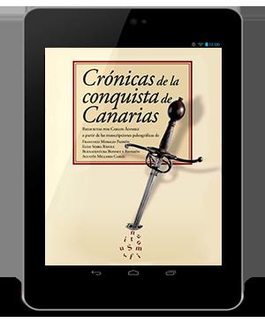eBook Crónicas de la conquista de Canarias