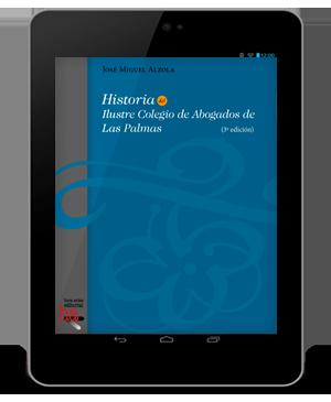 ebook Historia del Colegio de Abogados de Las Palmas