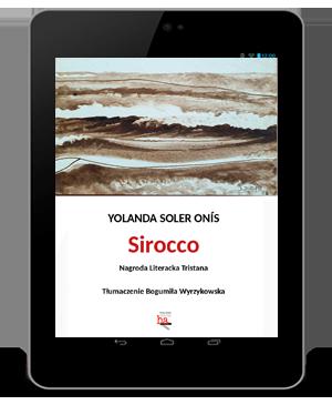 Ebook Sirocco (versión polaca de Malpaís)